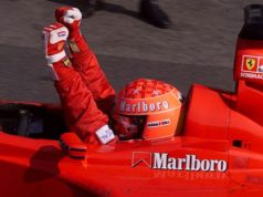 Гран при на Италия 2000 г., Михаел Шумахер