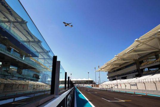 Гран при на Абу Даби, Яс Марина