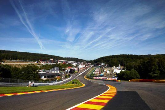 Спа-Франкоршамп, Формула 1, Гран при на Белгия