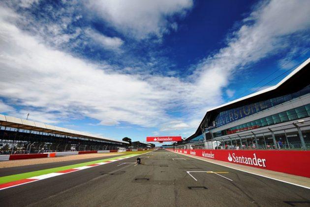 Силвърстоун, Гран при на Великобритания