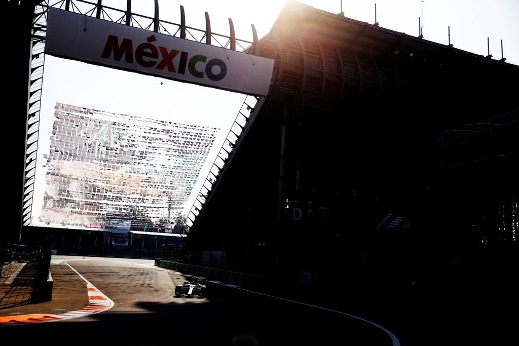 Аутодромо Ерманос Родригес,Гран при на Мексико