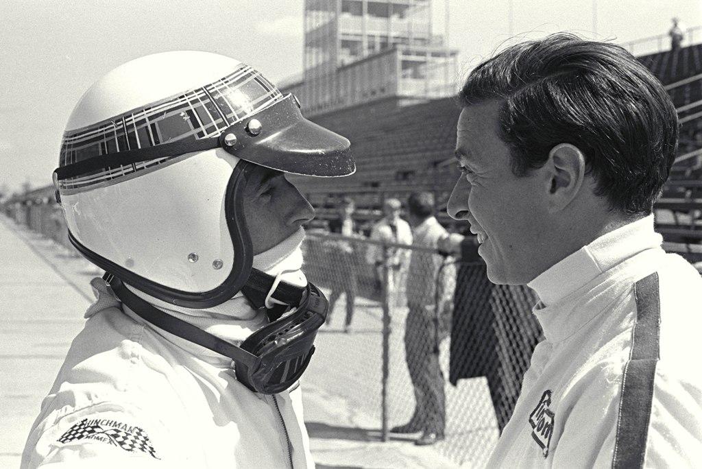 1967, Джеки Стюарт, Джим Кларк, Индианаполис 500