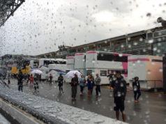 Гран при на Италия,дъжд,Монца