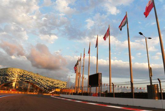 Гран при на Русия, Сочи, Сочи Аутодром