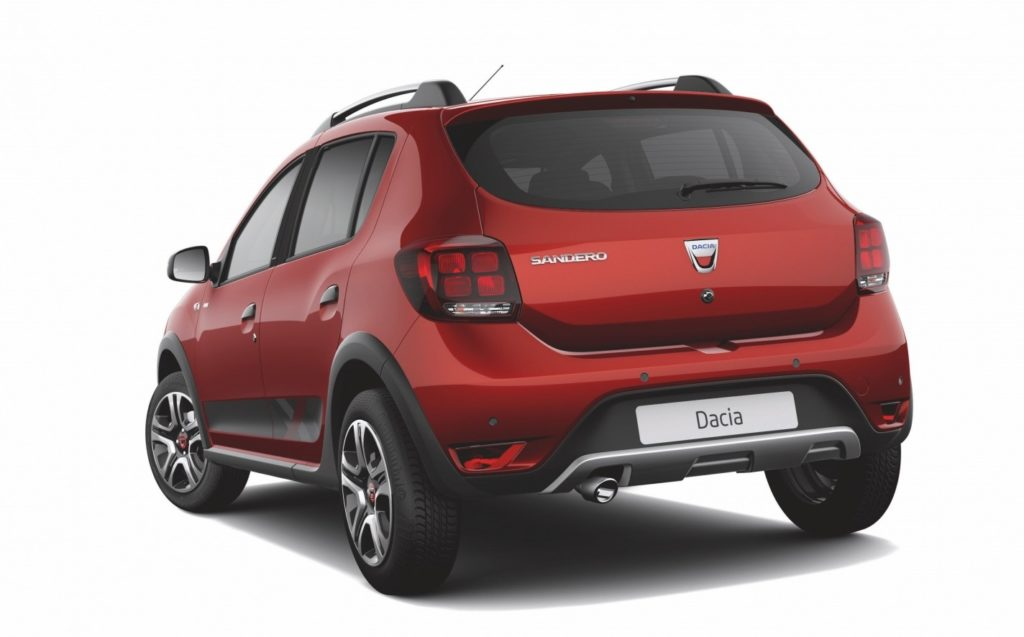 Dacia Red Line