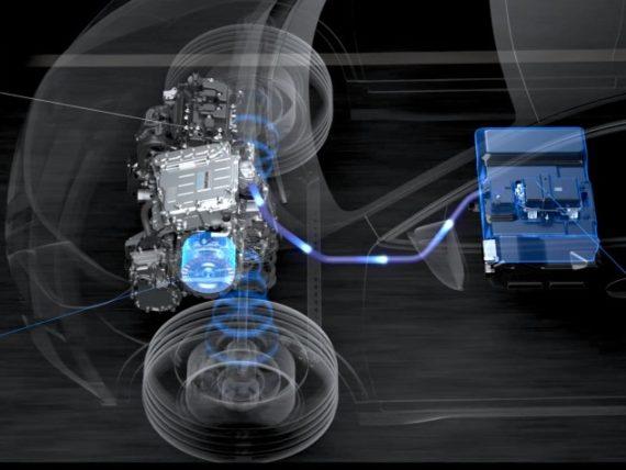 e-POWER от Nissan