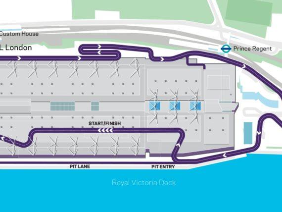 Лондон Формула Е