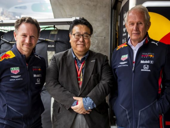 Хорнер и Марко 2019 Китай