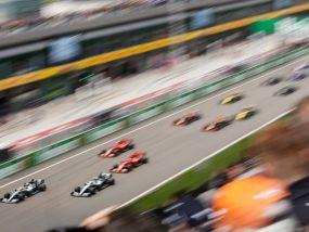 2019 Гран при на Китай старт