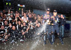 Гран при на Китай, 2009 г., Себастиан Фетел, Марк Уебър, Кристиан Хорнер, Ред Бул