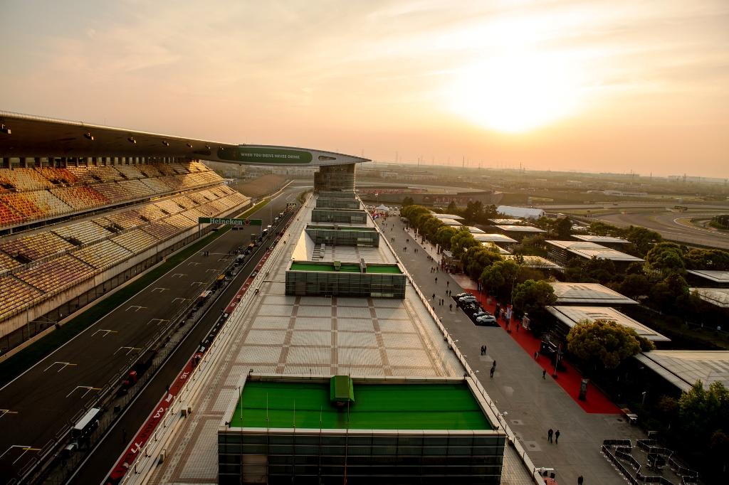 Гран при на Китай, Шанхай, Шанхай Интернешънъл Съркюит