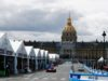 Париж еПри, Формула Е, питлейн