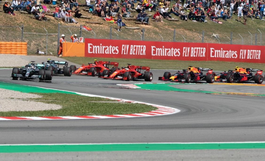 Гран при на Испания 2019