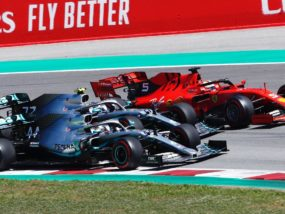 Гран при на Испания 2019,старт