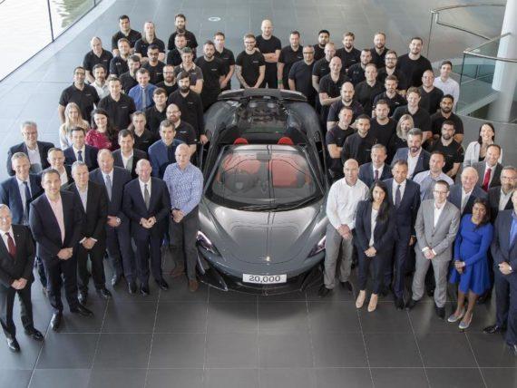 McLaren Automotive, McLaren