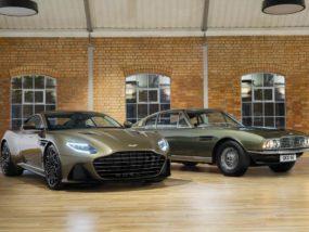 Aston Martin DBS Superleggera, Aston Martin DBS