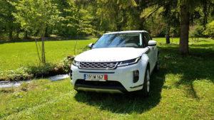 Новият Range Rover Evoque