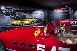 Ferrari, изложба, музей