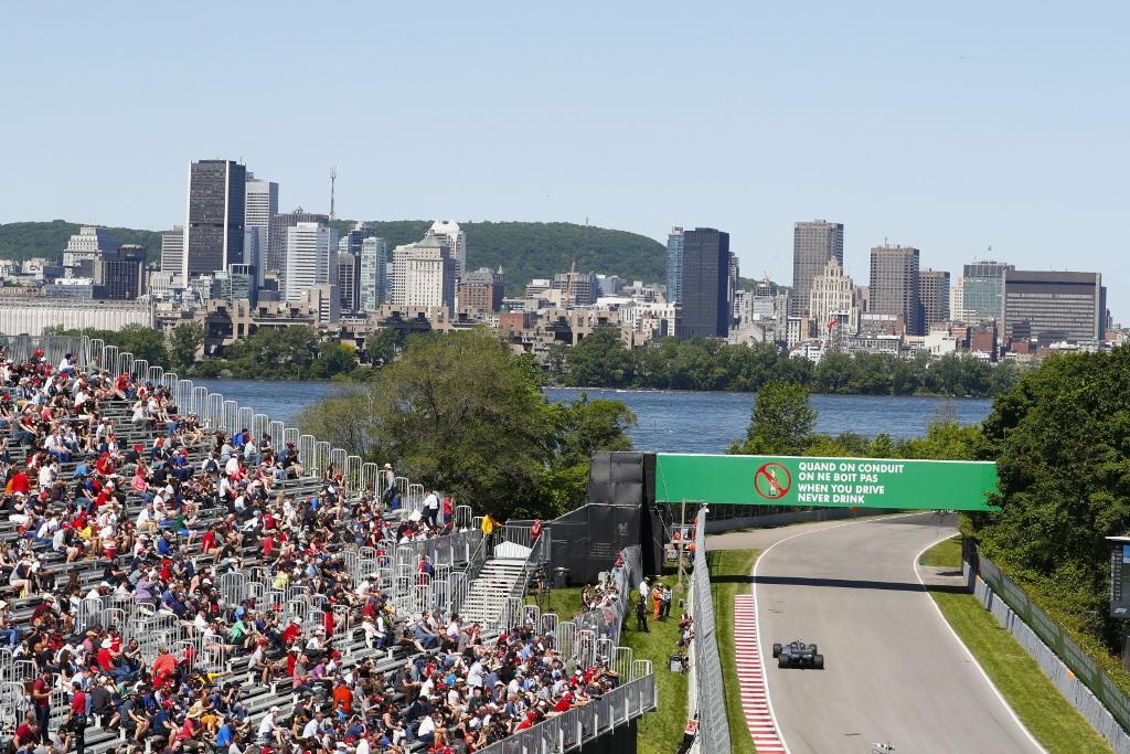Гран при на Канада, Монреал, писта Жил Вилньов