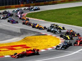 старт Гран при на Канада