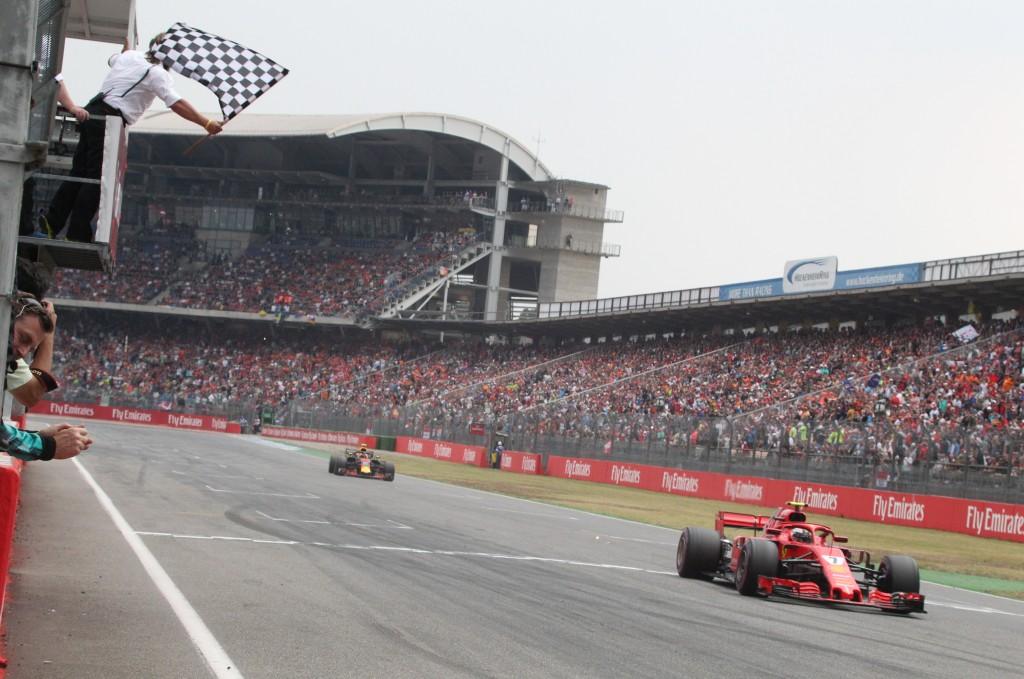 Гран при на Германия 2018