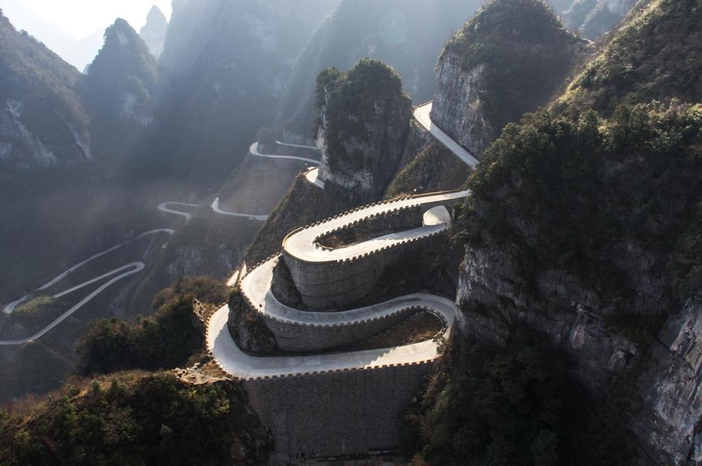 планината Тянмън, Небесната порта
