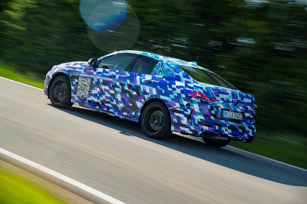 BMW Серия 2 Гран Купе