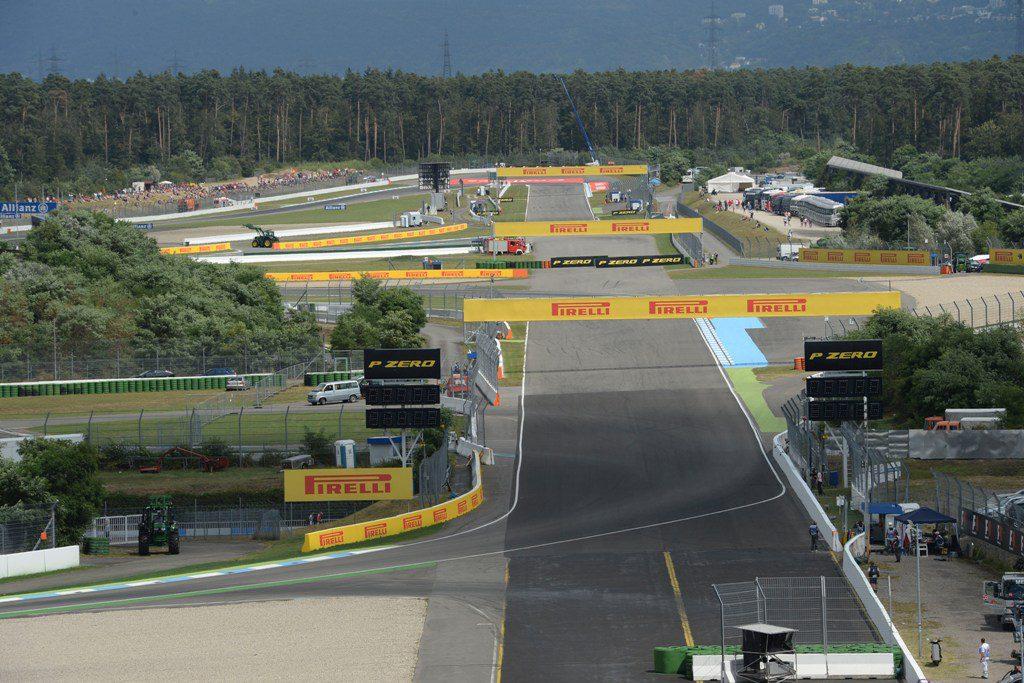Хокенхайм, Гран при на Германия