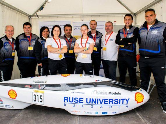 Shell Eco-marathon Европа 2019