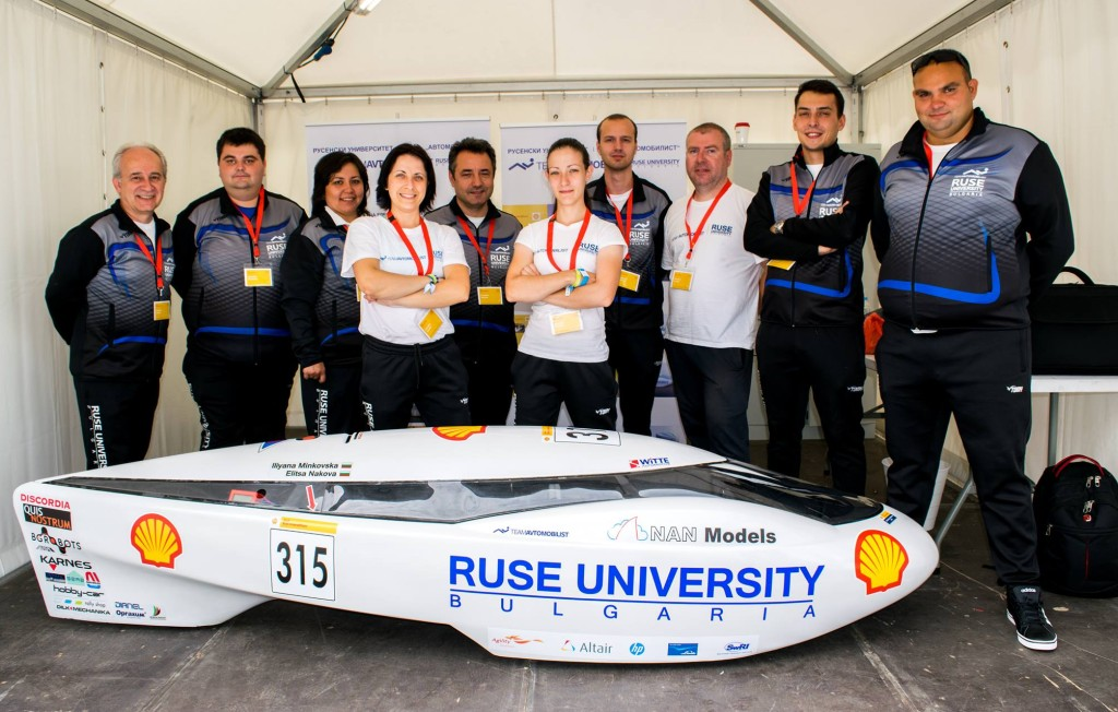 Shell Eco-marathon Европа 2019