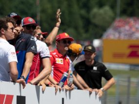 F1, пилоти, Формула 1, парад на пилотите