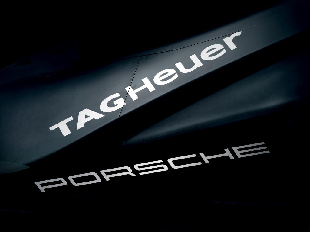 TAG Heuer, Порше, Porsche