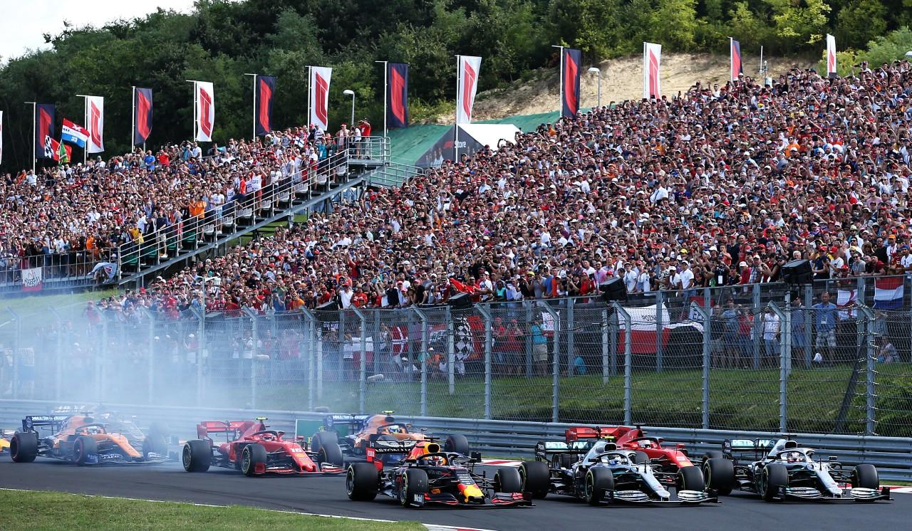 Гран при на Унгария 2019