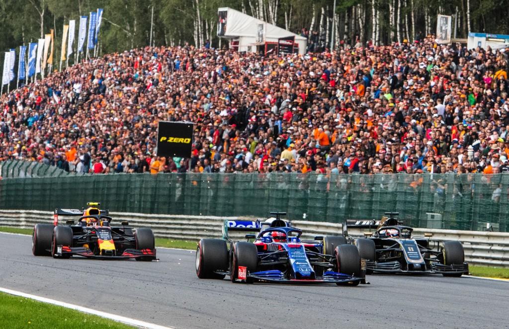 2019 Гран при на Белгия