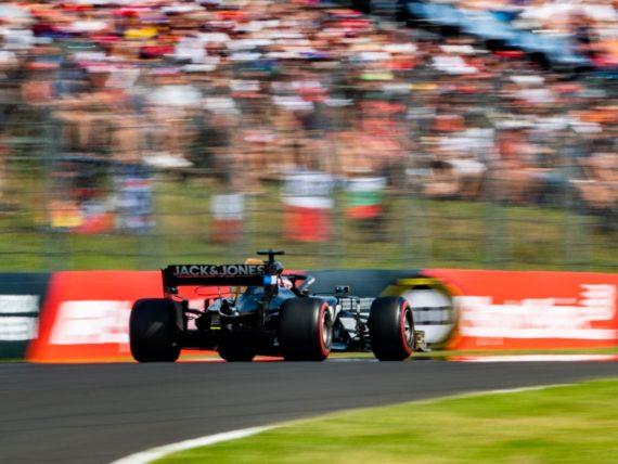 Хаас, двигател,Гран при на Унгария