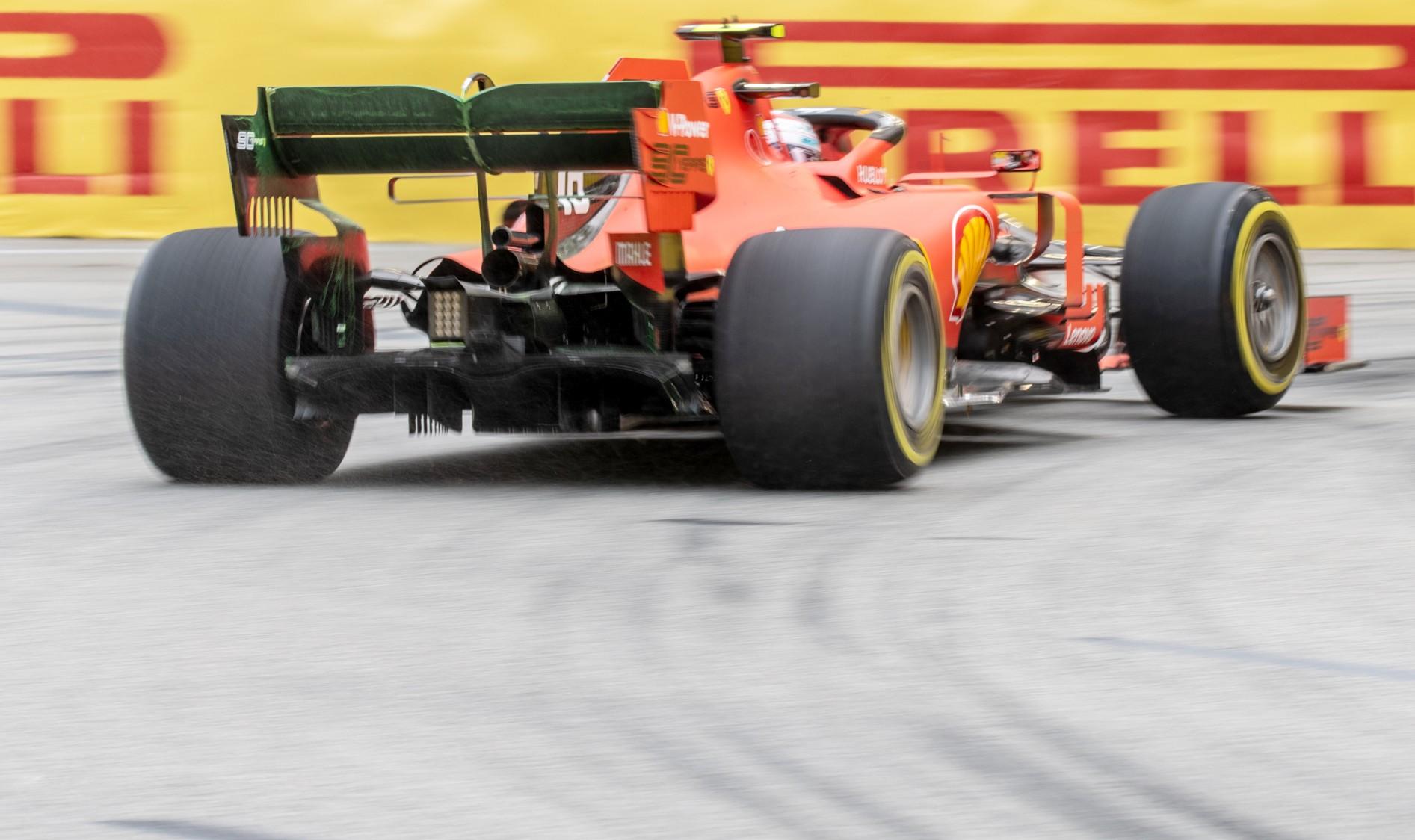 Ферари Гран при на Сингапур