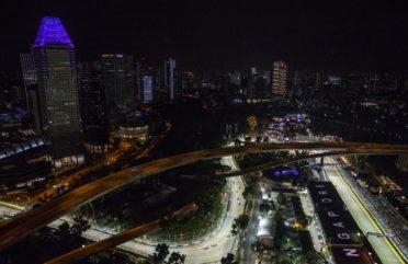 Гран при на Сингапур, Марина Бей
