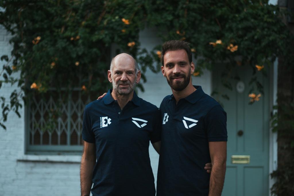 Ейдриан Нюи, Жан-Ерик Верн, Veloce Racing