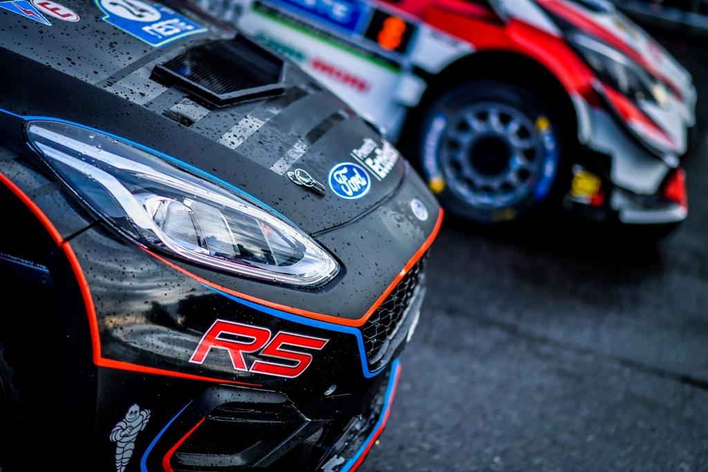 Форд Фиеста R5 MkII