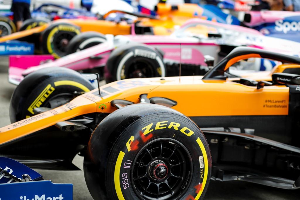 Формула 1, F1, болид