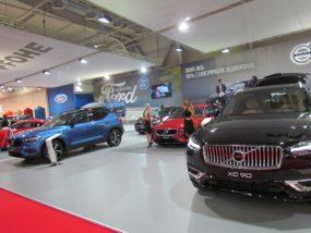 Volvo, автосалон