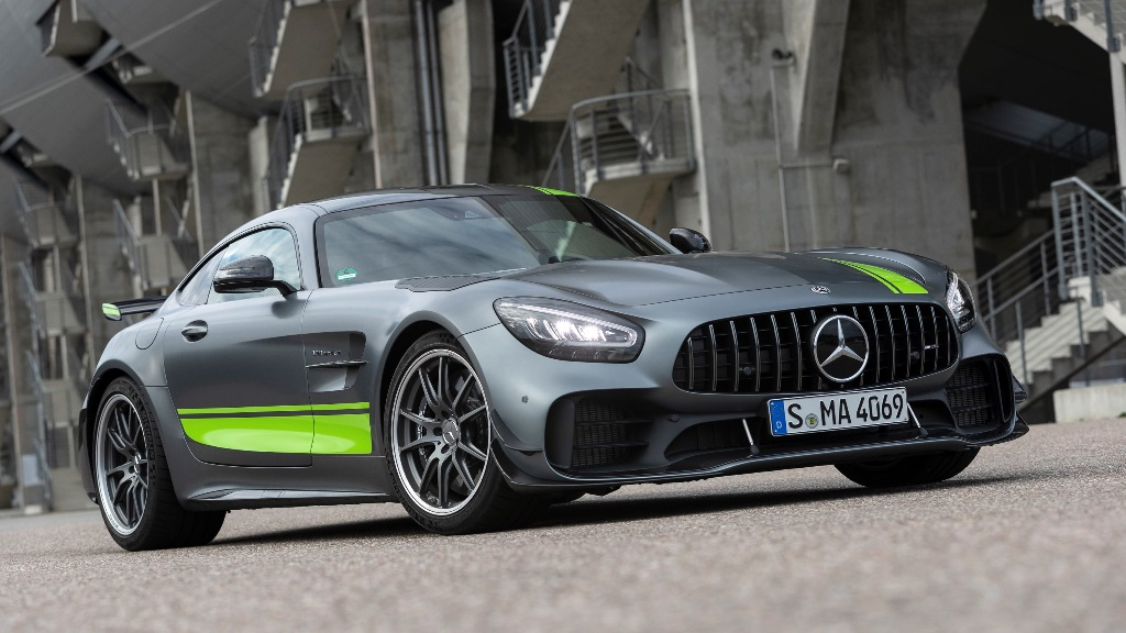Mercedes AMG GTR R Pro