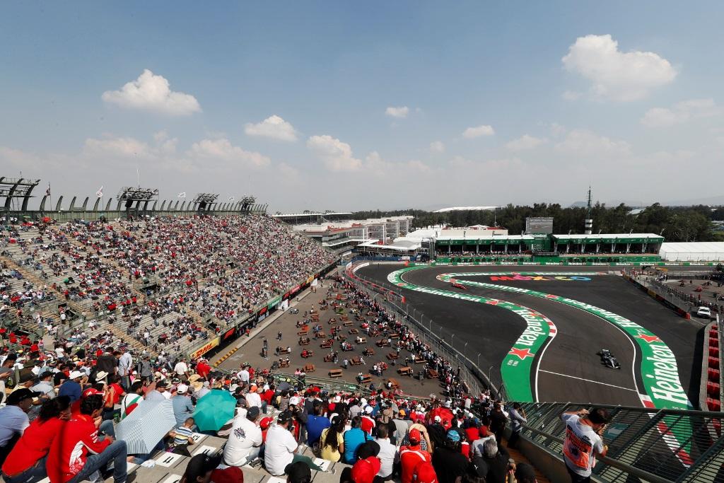 Аутодромо Ерманос Родригес, Гран при на Мексико