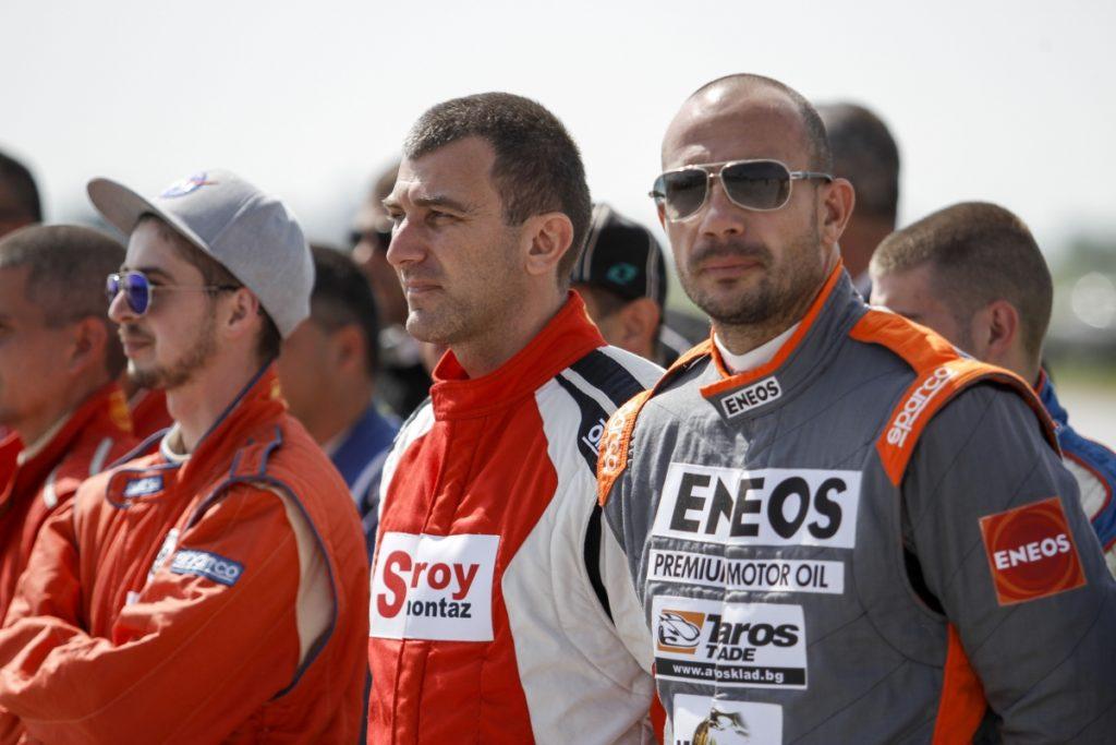 Камен Василев и Маршавелов