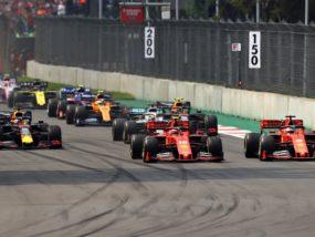 старт Гран при на Мексико
