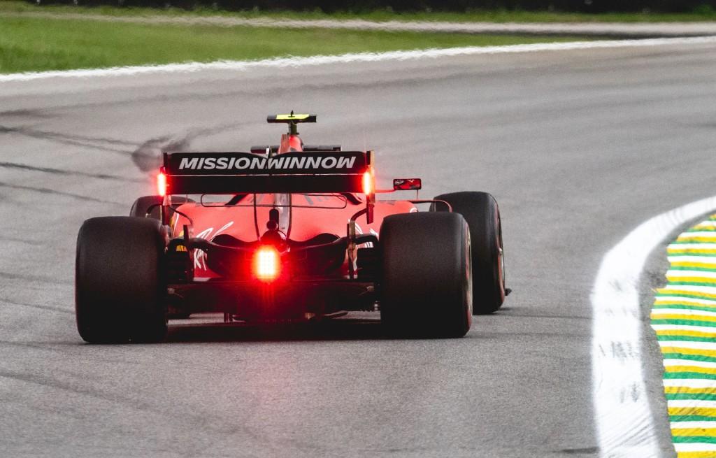 Ферари двигател 2019 Бразилия