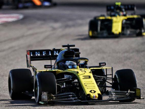 Рено Гран при на САЩ 2019