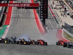 старт Гран при на САЩ 2019