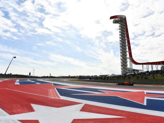 Гран при на САЩ, Остин, COTA, Circuit of the Americas, Алекс Албон