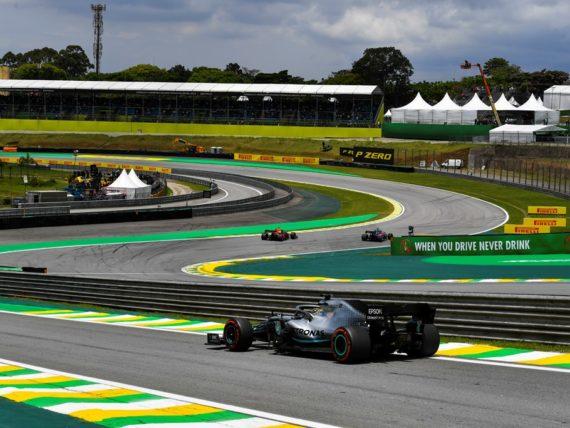 Гран при на Бразилия, Интерлагос, Сао Пауло